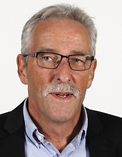 Uwe Schwenke, Ansprechpartner für den Datenschutz / Polizei