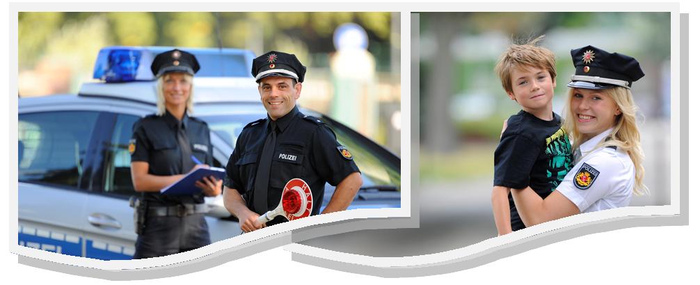 2 polizisten - Polizei Bremen Bewerbung
